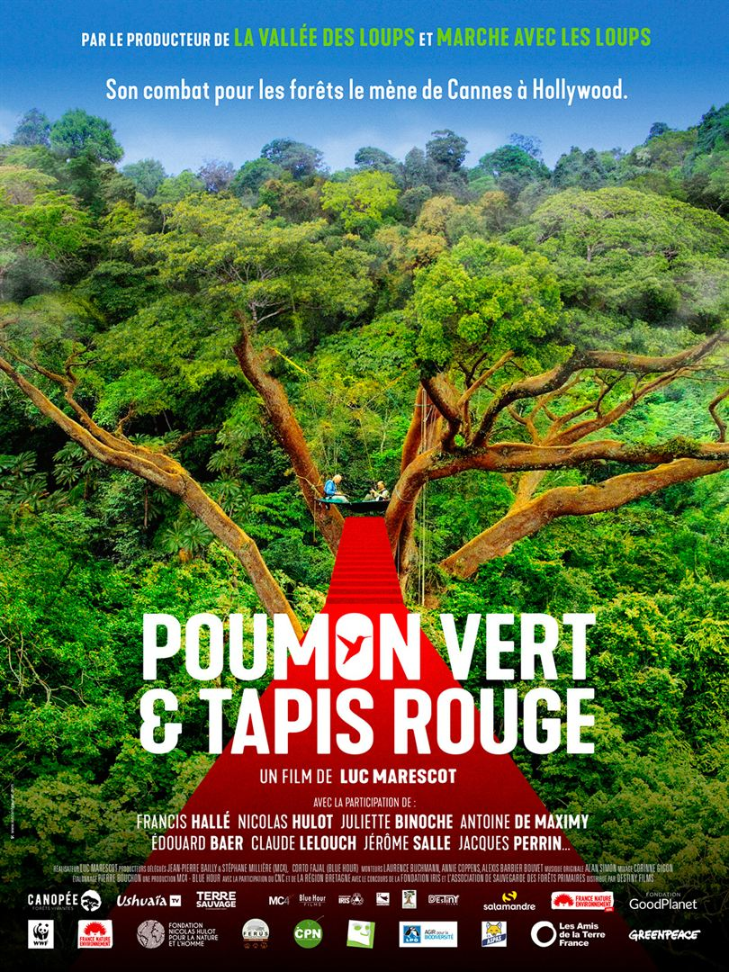 POUMON VERT & TAPIS ROUGE